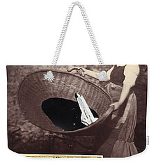 Spaced Inside Collage                                Weekender Tote Bag