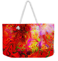 Spaghetti Betty Weekender Tote Bag