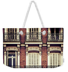 Spanish Balconies Weekender Tote Bag