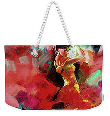 Spanish Dance Weekender Tote Bag