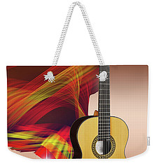 Spanish Guitar Weekender Tote Bag