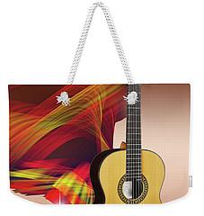 Spanish Guitar Weekender Tote Bag