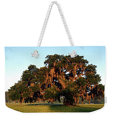 Spanish Moss Weekender Tote Bag by David Pantuso