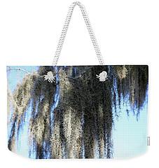 Spanish Moss Weekender Tote Bag