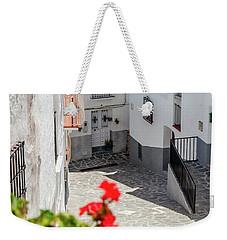 Spanish Street 3 Weekender Tote Bag