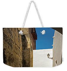 Spanish Street Weekender Tote Bag