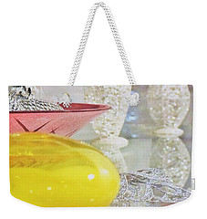 Sparkle And Shine Weekender Tote Bag by John Glass
