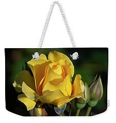 Sparkle N Shine Rose 6 Weekender Tote Bag