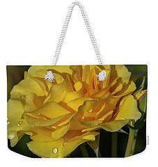 Sparkle N Shine Rose 7 Weekender Tote Bag