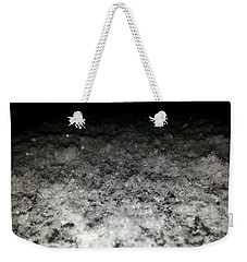 Weekender Tote Bag featuring the photograph Sparkling Darkness by Robert Knight