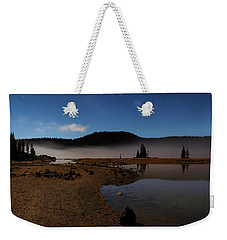Weekender Tote Bag featuring the photograph Sparks Lake At Dawn by Cat Connor