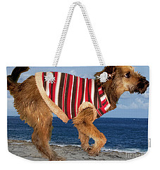 Sparky Weekender Tote Bag by Al Bourassa