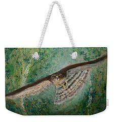 Sparrowhawk Hunting Weekender Tote Bag