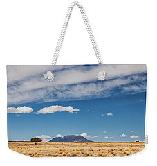 Weekender Tote Bag featuring the photograph Sparse by Rick Furmanek