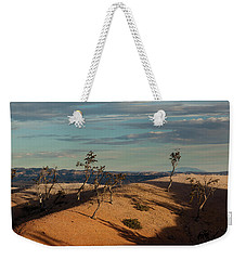 Sparse Trees At Bryce Canyon Weekender Tote Bag