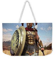 Spartan Hoplite - 02 Weekender Tote Bag