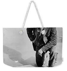 Speakeasy Directions - Prohibition 1925 Weekender Tote Bag