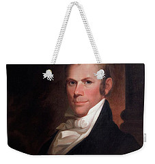 Speakers Of The United States House Of Representatives, Henry Clay, Kentucky  Weekender Tote Bag