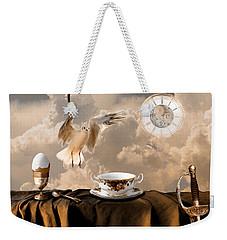 Special Breakfast Weekender Tote Bag