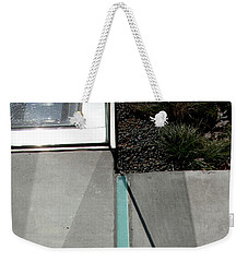Triangle Elation Weekender Tote Bag