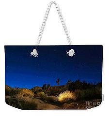 Special Glow Weekender Tote Bag