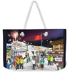 Special Olympics Winter Games Weekender Tote Bag