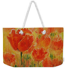 Spectacle Weekender Tote Bag