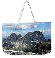 Spectacular Creation Weekender Tote Bag by Liz Alderdice