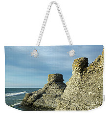 Spectacular Eroded Cliffs  Weekender Tote Bag