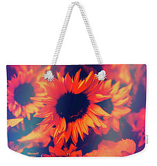 Spectacular Orange Weekender Tote Bag