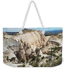 Spectacular Slot Canyon Trail View-at-the-top Weekender Tote Bag