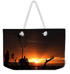 Spectacular Sunset Weekender Tote Bag by Betty-Anne McDonald