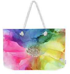 Spectrum Of Life Weekender Tote Bag