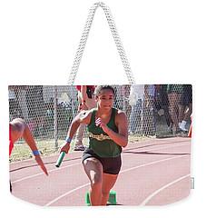 Speed Clean Weekender Tote Bag