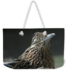 Weekender Tote Bag featuring the photograph Speed Demon by Fraida Gutovich
