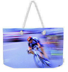Speed Weekender Tote Bag