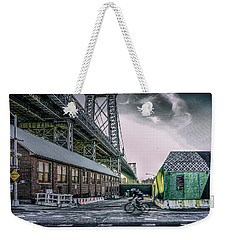 Speed Racer Weekender Tote Bag by Jeffrey Friedkin