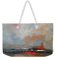 Speeding Weekender Tote Bag