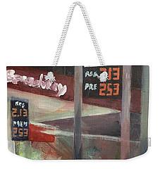 Speedway Weekender Tote Bag