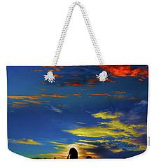 Spellbinding Sunset Weekender Tote Bag