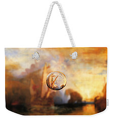 Sphere 11 Turner Weekender Tote Bag by David Bridburg