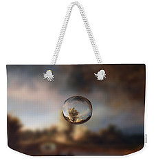 Sphere 13 Rembrandt Weekender Tote Bag by David Bridburg