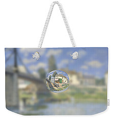 Sphere 18 Sisley Weekender Tote Bag by David Bridburg