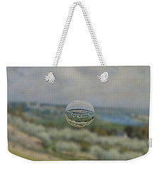 Sphere 24 Sisley Weekender Tote Bag by David Bridburg