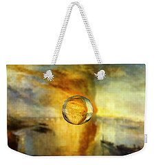 Sphere 26 Turner Weekender Tote Bag by David Bridburg