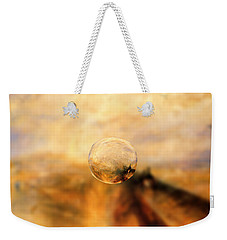 Sphere 8 Turner Weekender Tote Bag by David Bridburg