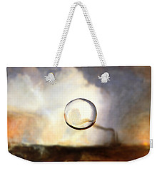 Sphere I Turner Weekender Tote Bag by David Bridburg