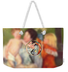 Sphere II Cassatt Weekender Tote Bag by David Bridburg