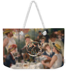 Sphere 4 Renoir Weekender Tote Bag by David Bridburg