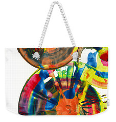 Sphere Series 967.030812 Weekender Tote Bag by Kris Haas